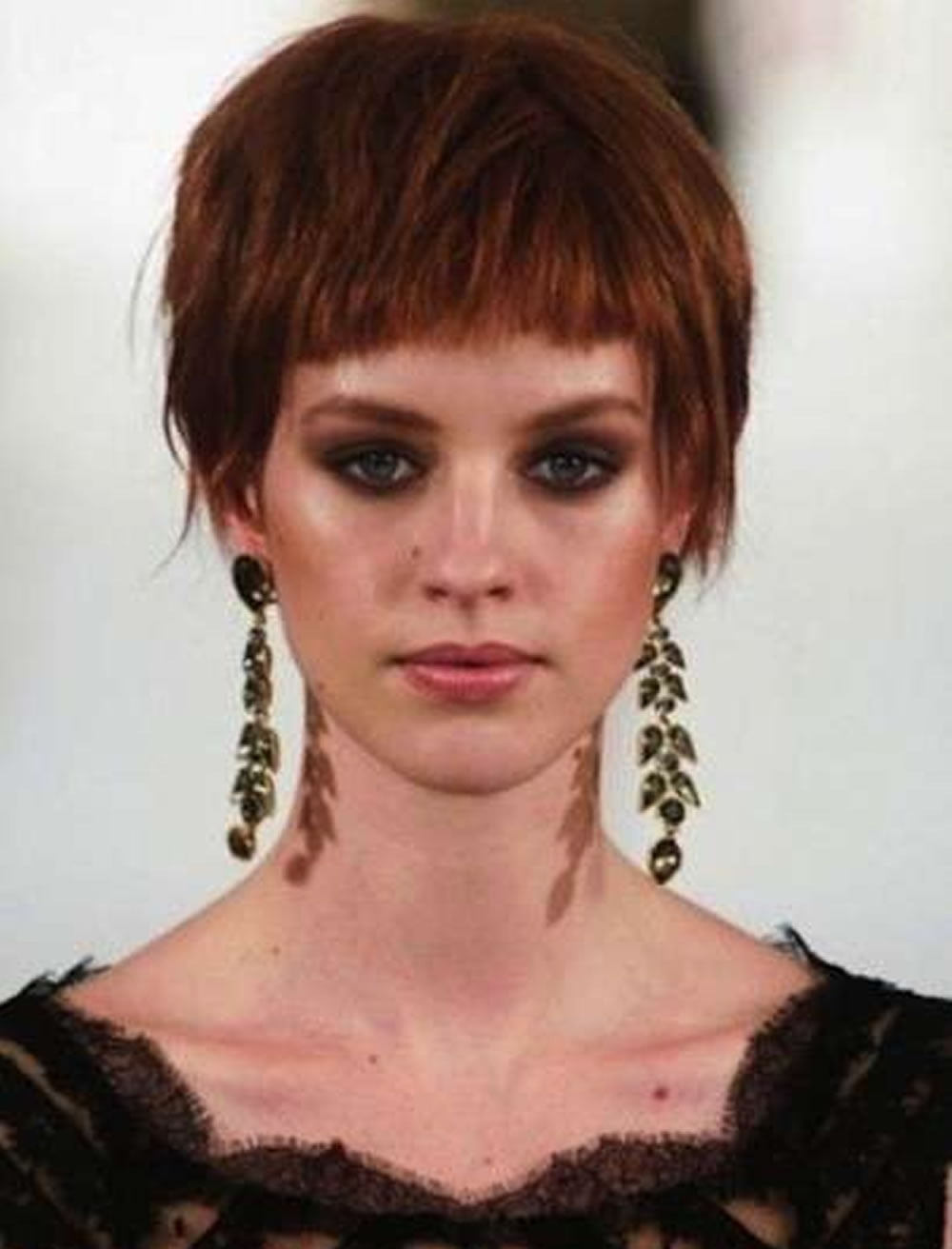 the most preferred pixie haircuts for short hair models in 2018