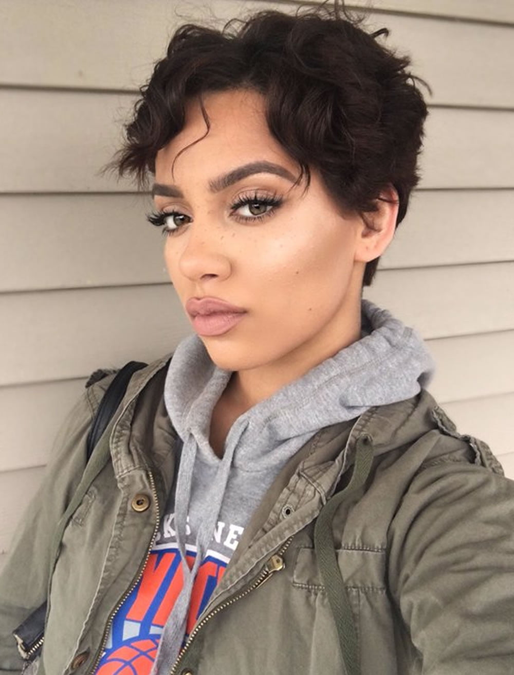 Pixie Short Hairstyles for Black Women 2018-2019 – Page 2 ... - photo#17