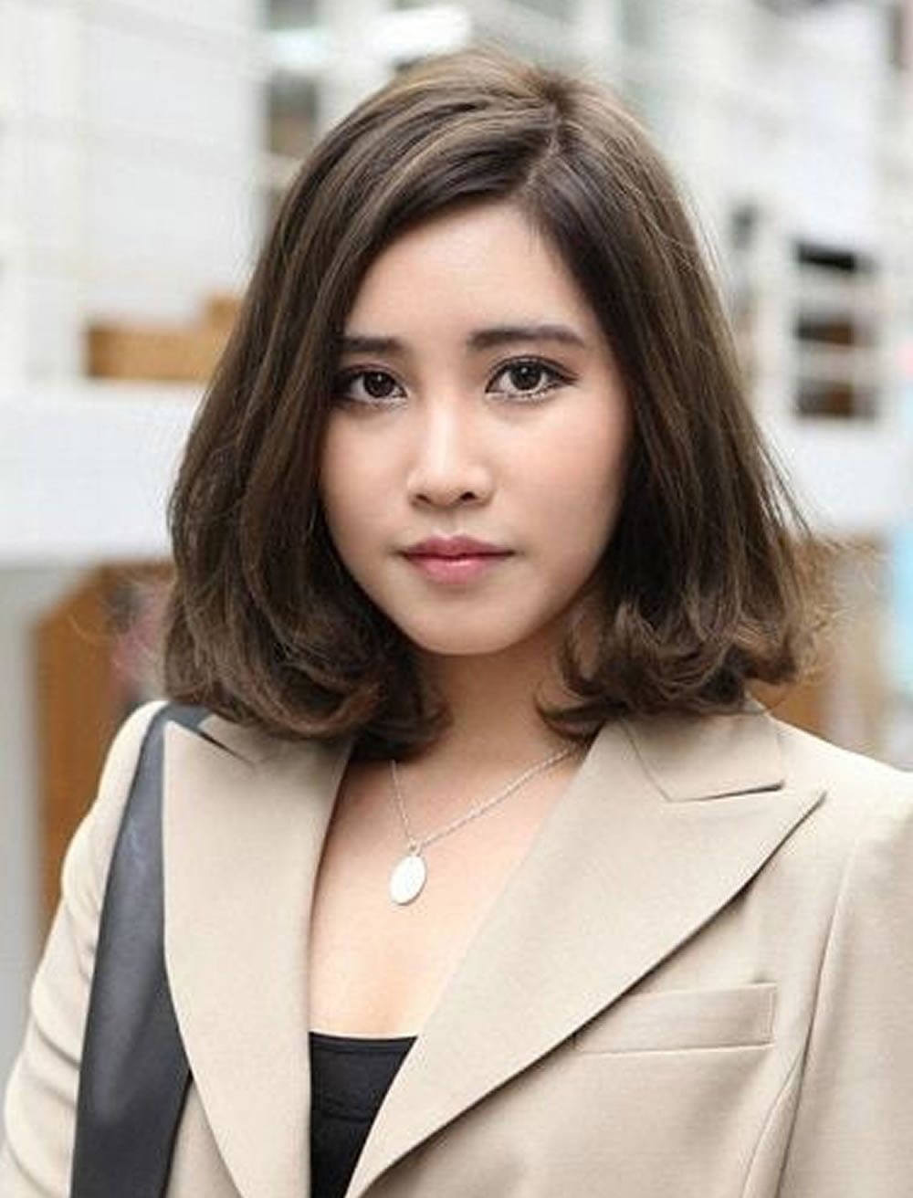 Womens Hairstyles: 50 Glorious Short Hairstyles For Asian Women For Summer