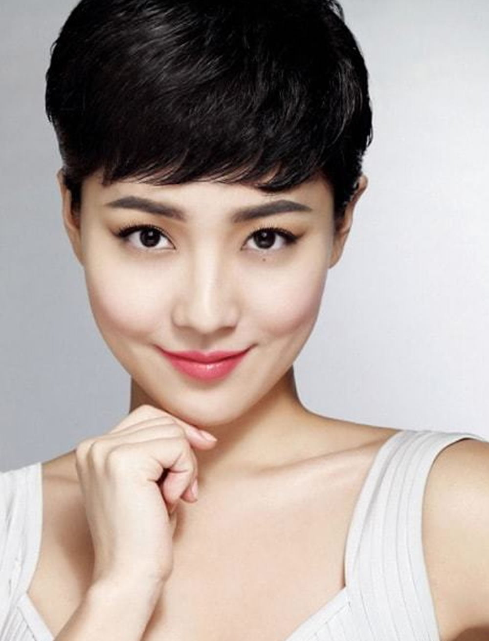 50 Glorious Short Hairstyles for Asian Women for Summer Days 2018-2019 – Page 2 ...