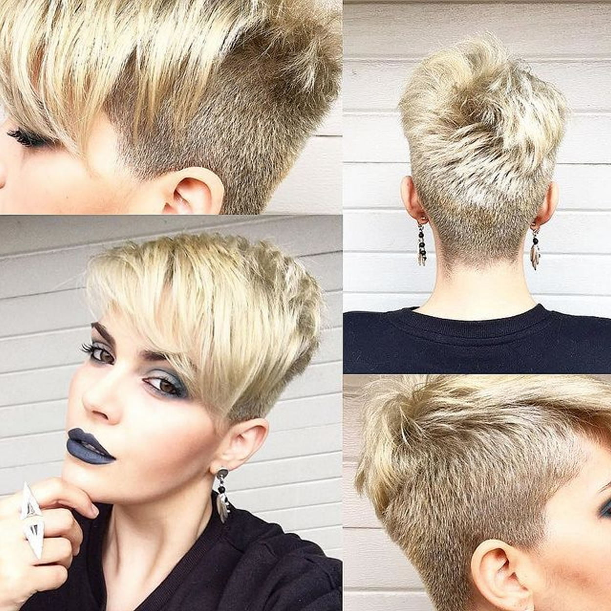 23 Trying Out Short Pixie Haircuts for 2018-2019 | Page 2 of 4