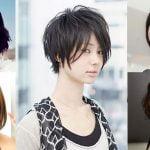short haircuts for asian women 2018-2019