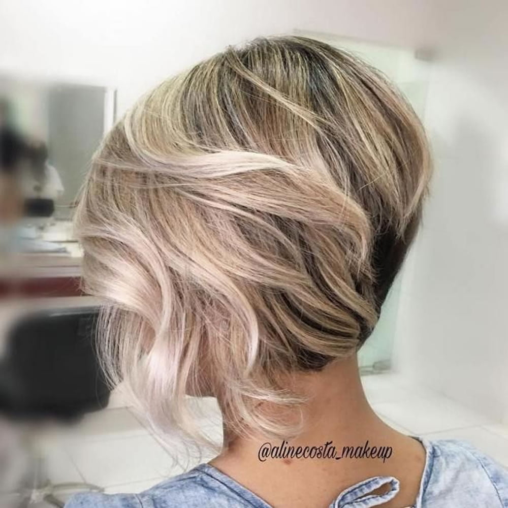 20 Short Ombre Haircuts for Women
