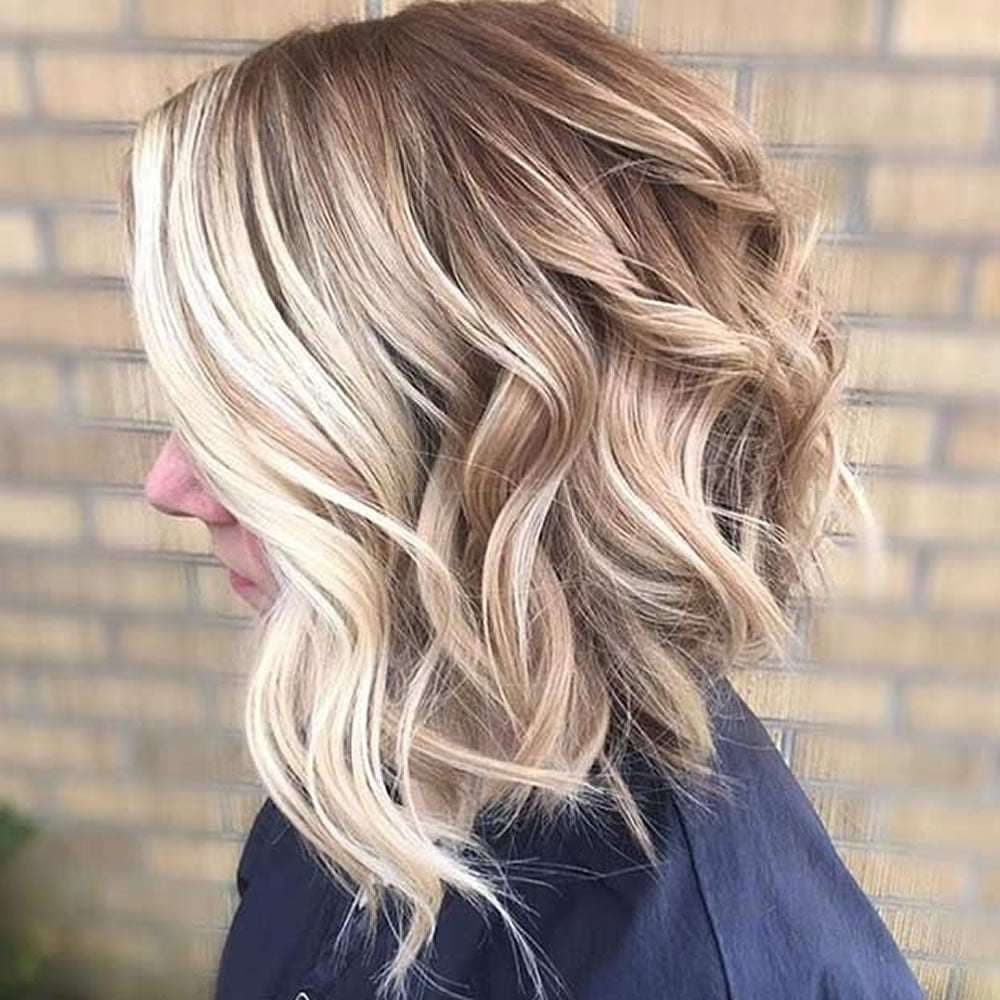 2018 Balayage Ombre Bob Haircuts And Hairstyles Page 4 Of 4