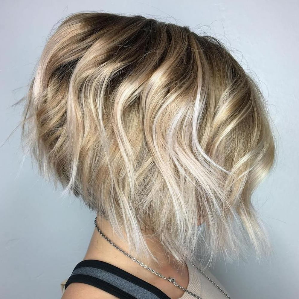 2018 balayage ombre bob haircuts and hairstyles. Black Bedroom Furniture Sets. Home Design Ideas