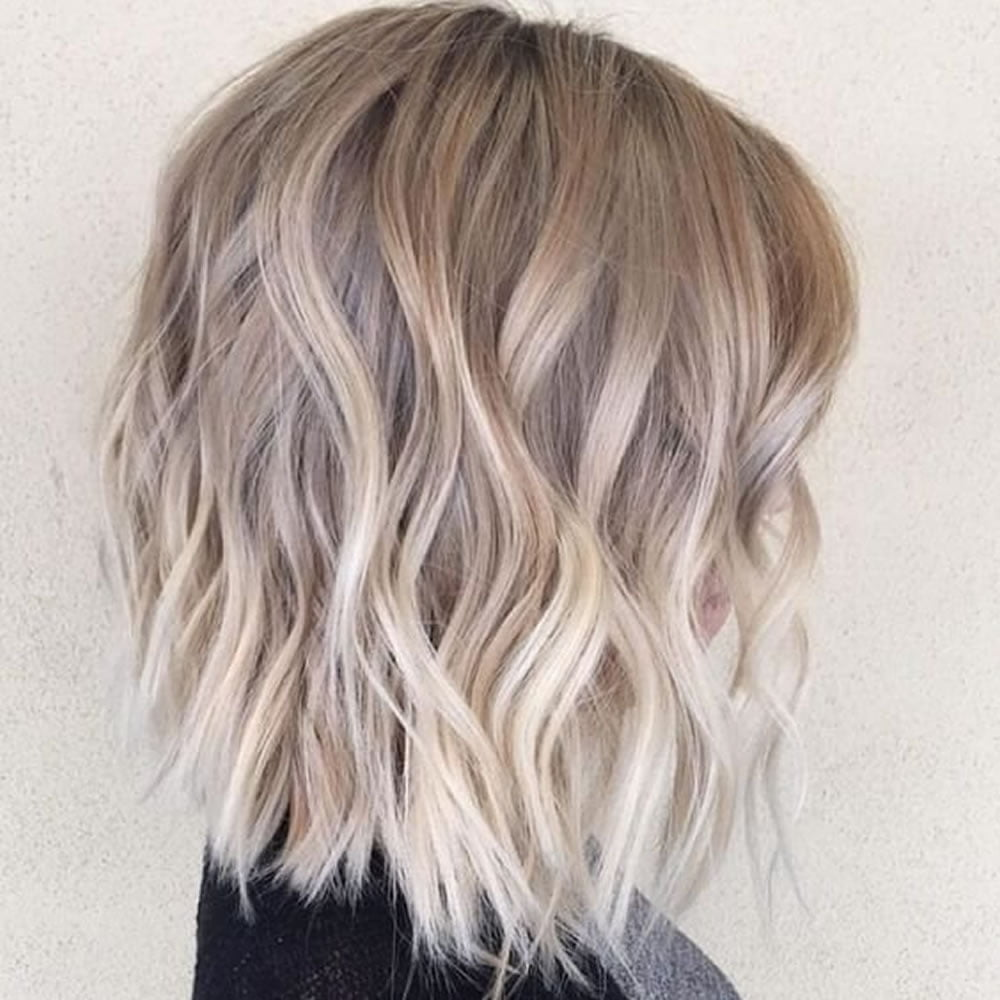 2018 Balayage Ombre Bob Haircuts and Hairstyles | Page 2 of 4