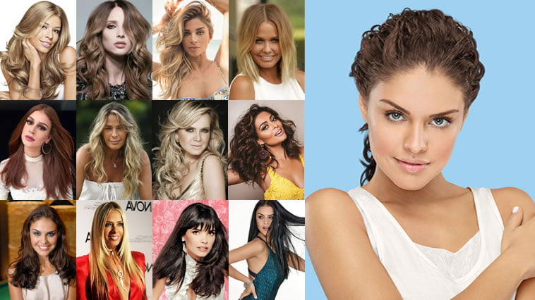 2018 Long Hairstyles and Haircuts for Women