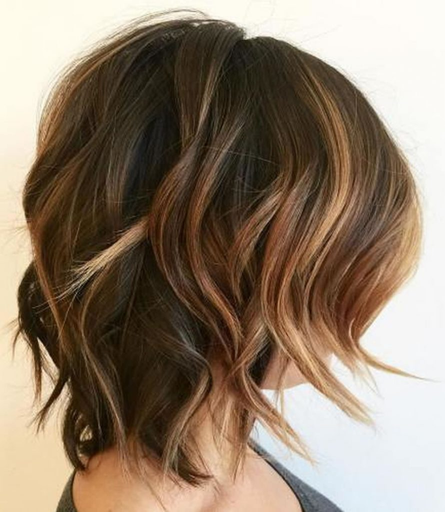 Hairstyles for 2018 medium layered