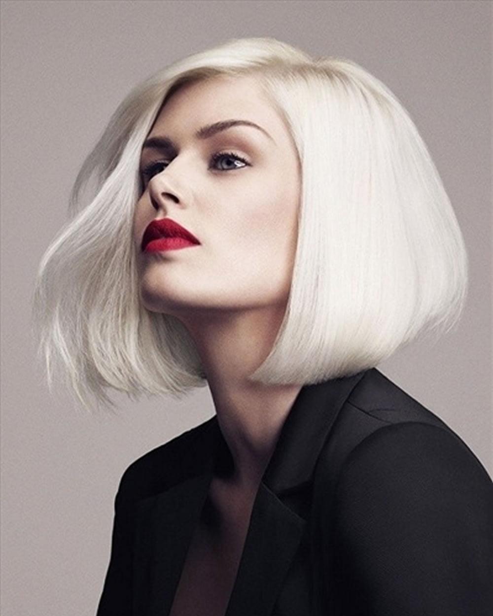 Прически на средние волосы фото женские 2018 2018