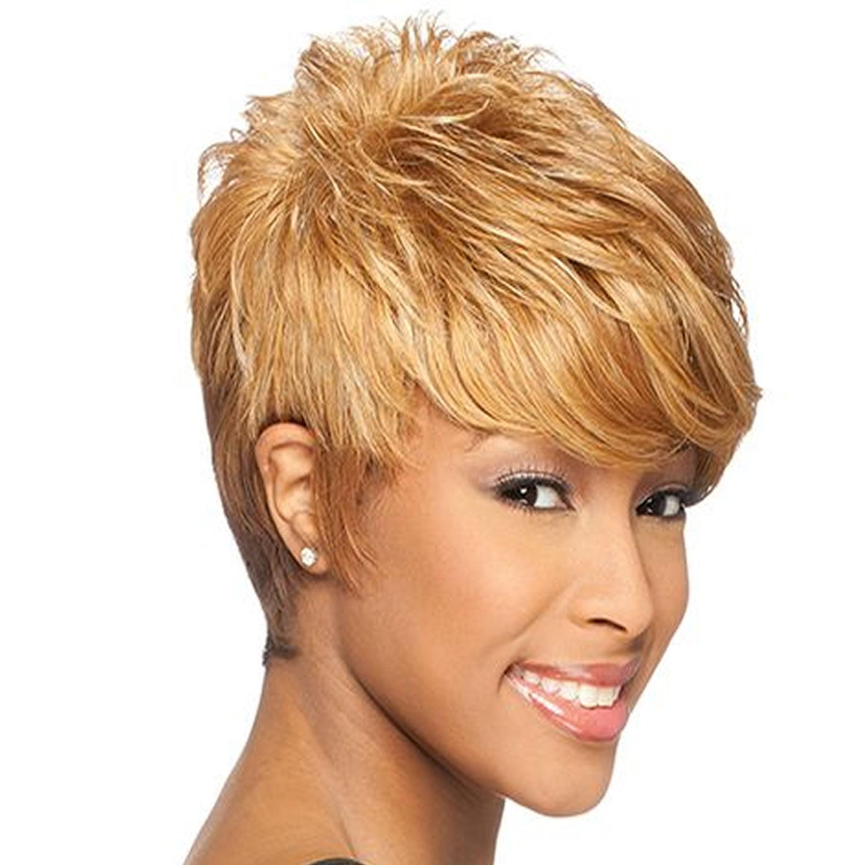 2018 Short Haircuts For Black Women