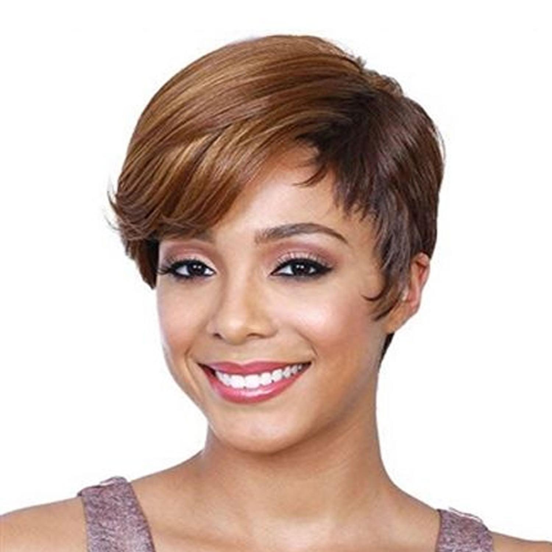 2018 Short Haircuts for Black Women – 67 Pixie Short Black ...