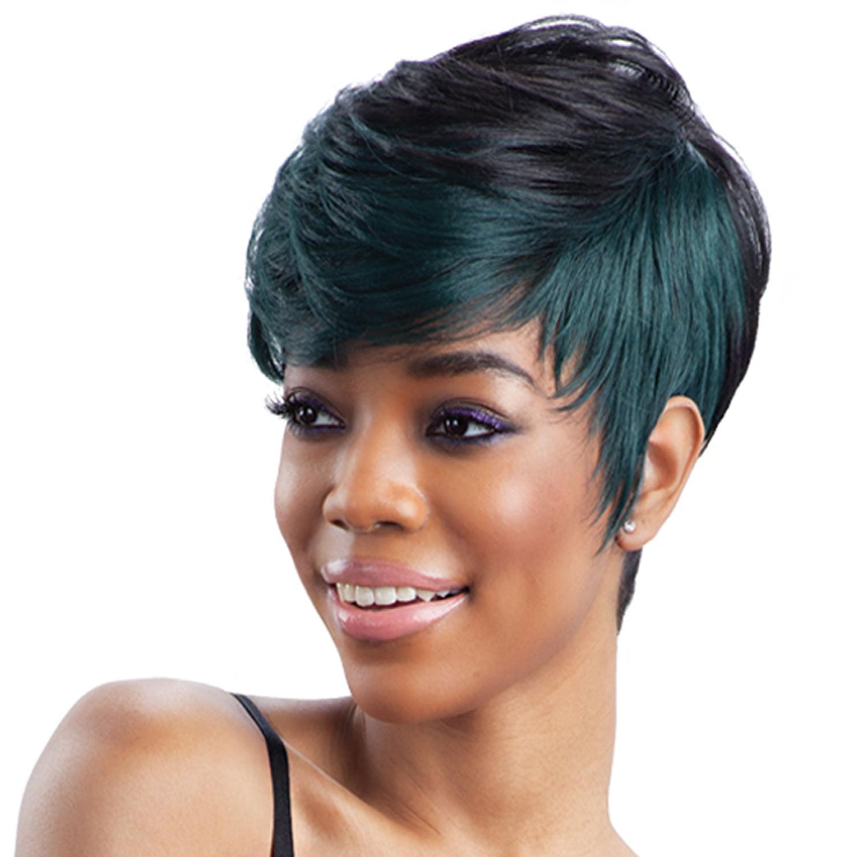 2018 Short Haircuts for Black Women - 57 Pixie Short Black ...