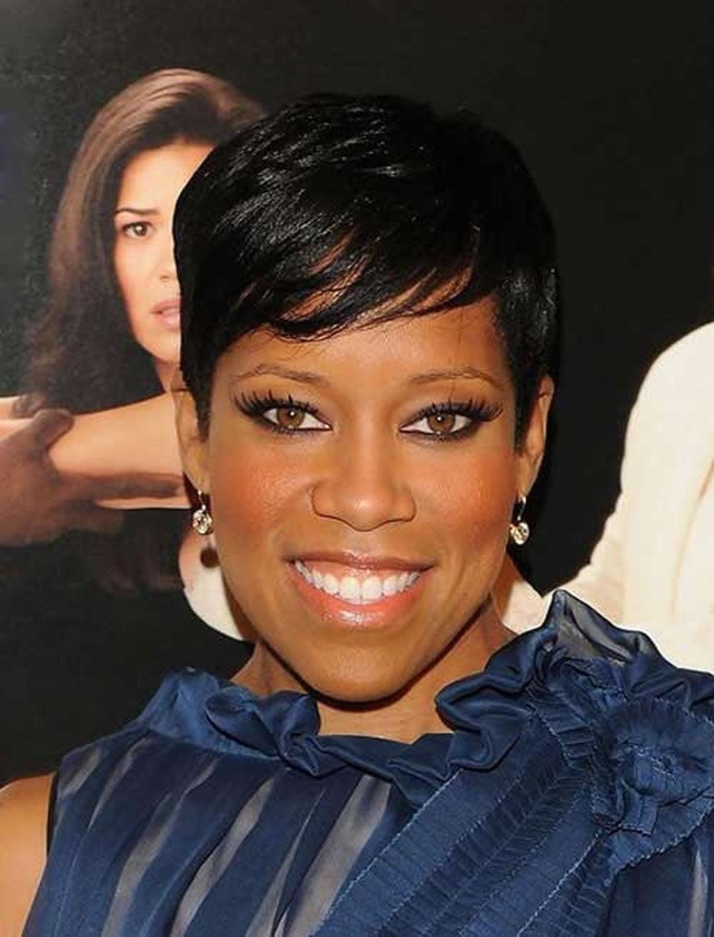 2018 Short Haircuts for Black Women – 57 Pixie Short Black ...