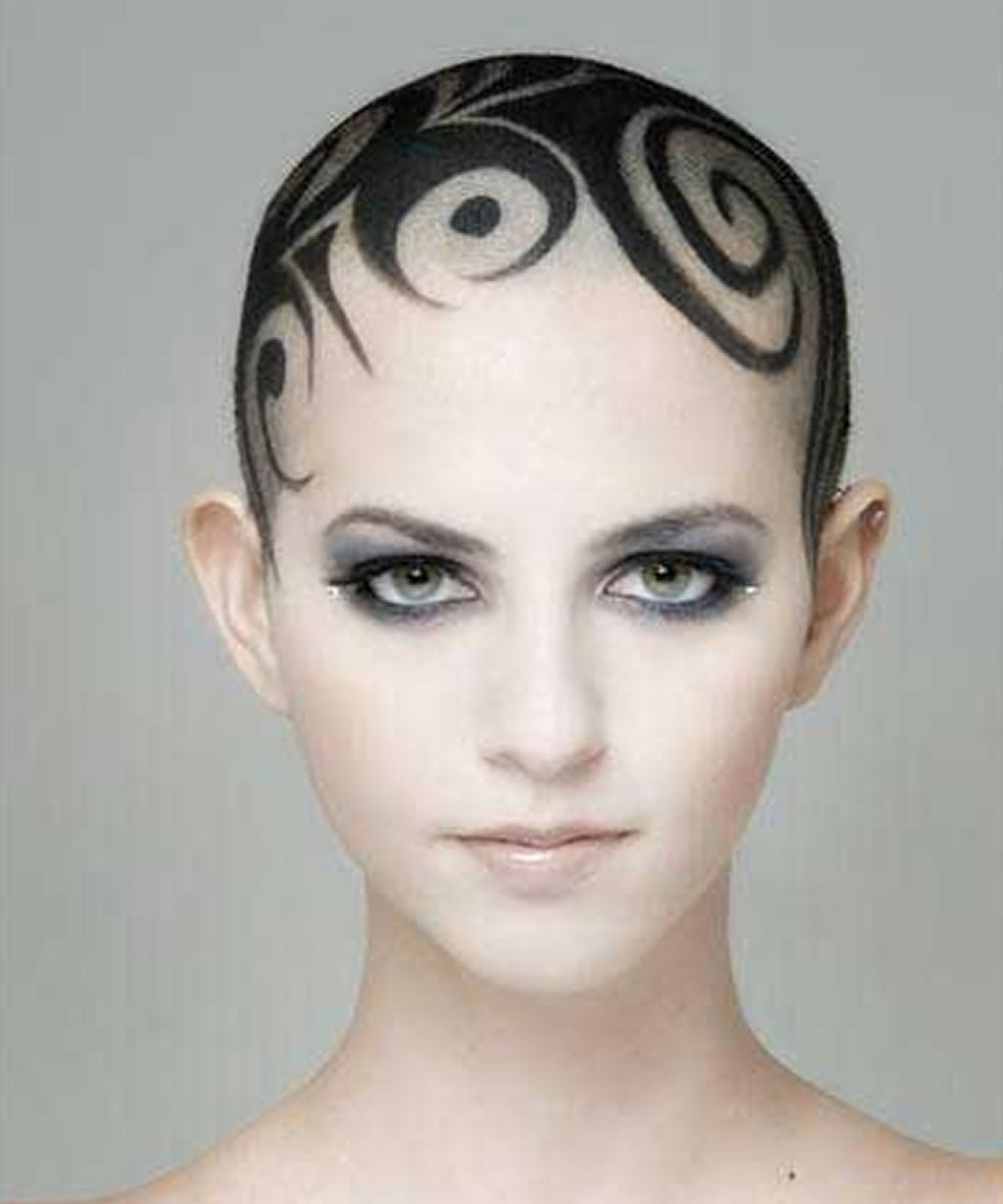 Trends Bald Haircuts Amp Headshave For Women 2018 2019