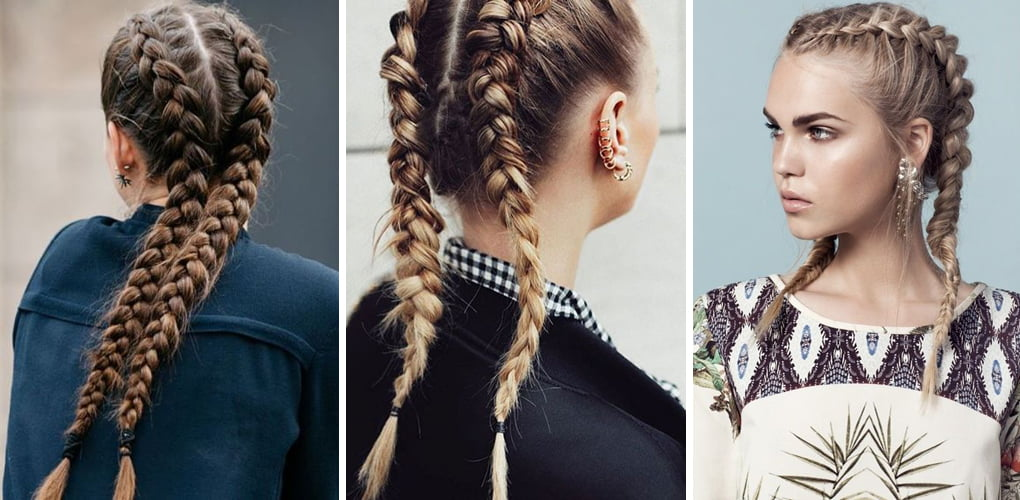 30 Fabulous Braided Hairstyles 2018 From New York Fashion Week Page 6 Hairstyles