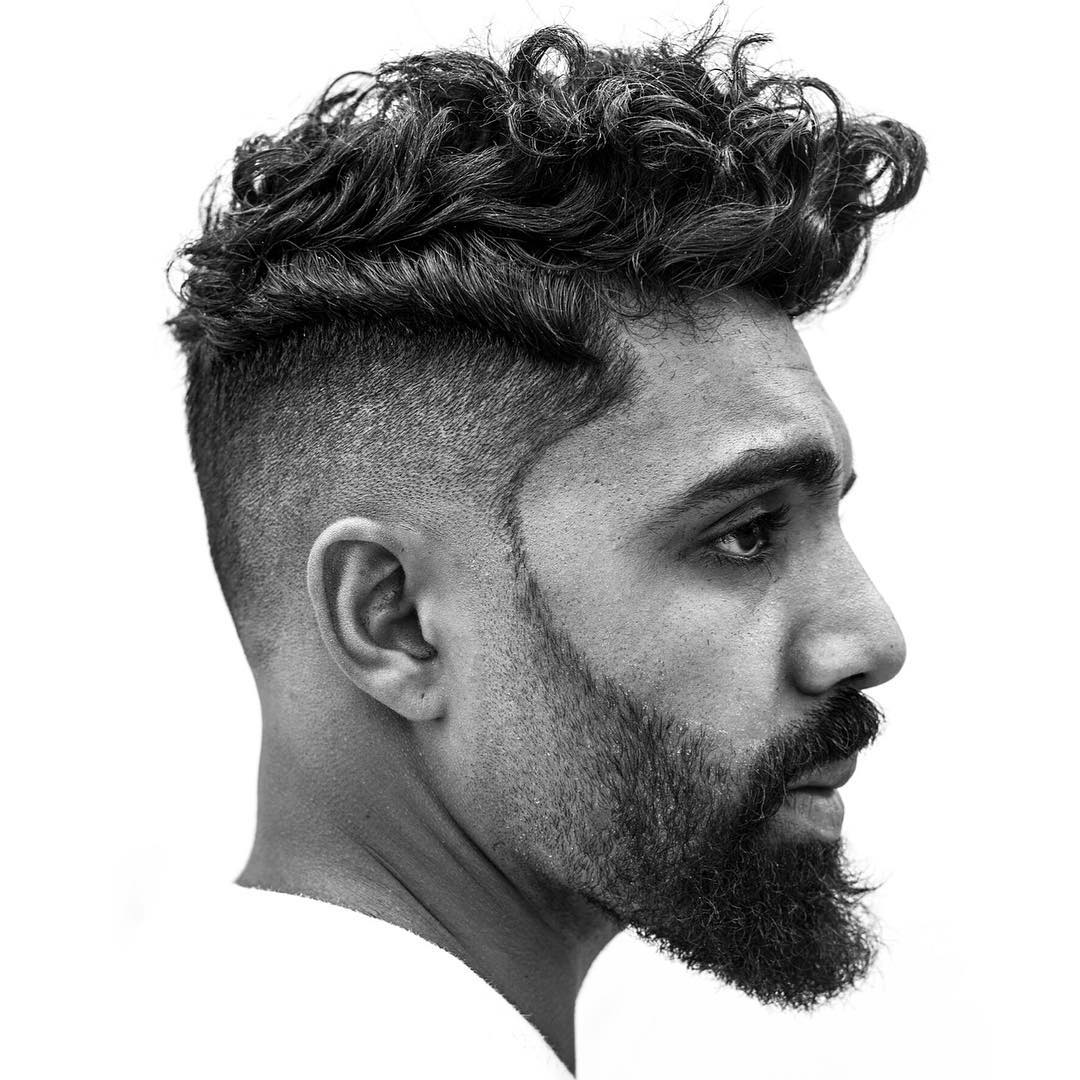 Pompadour Hairstyles & Haircuts for 2018 - Viral 21 Pomp