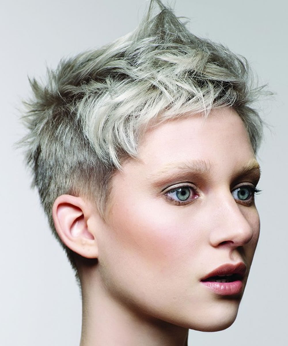 Short 2018 Pixie Haircuts & Hairstyles, Colors and Ideas ... Pictures Of Hairstyles