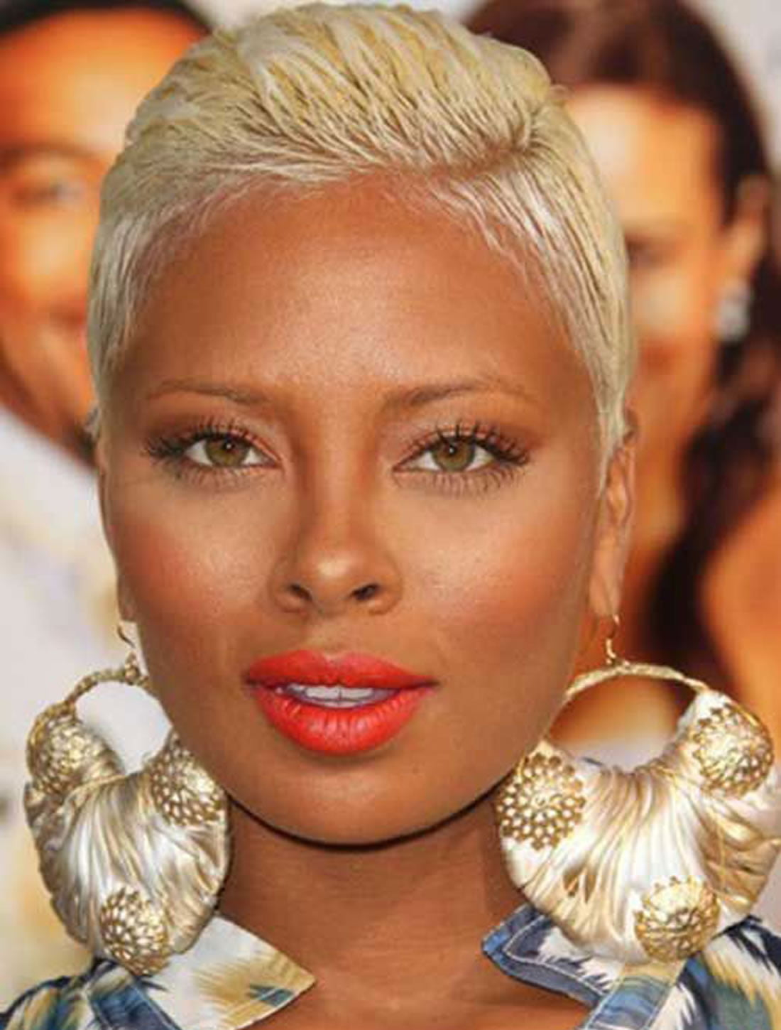 Short African American Hairstyles for Round Faces 2018-2019 – HAIRSTYLES