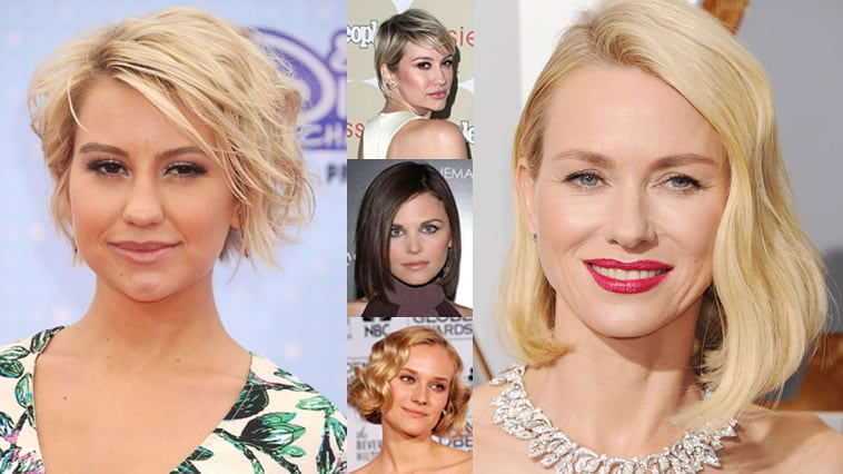 Short Haircuts and Hairstyles for 2018 Christmas & Prom