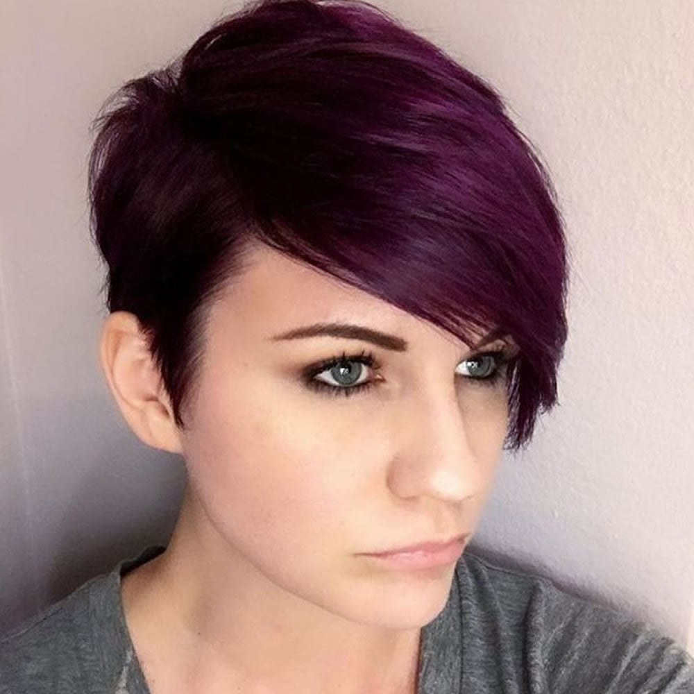 24 Chic Highlights For Short Hair Pastel Hair Colors For