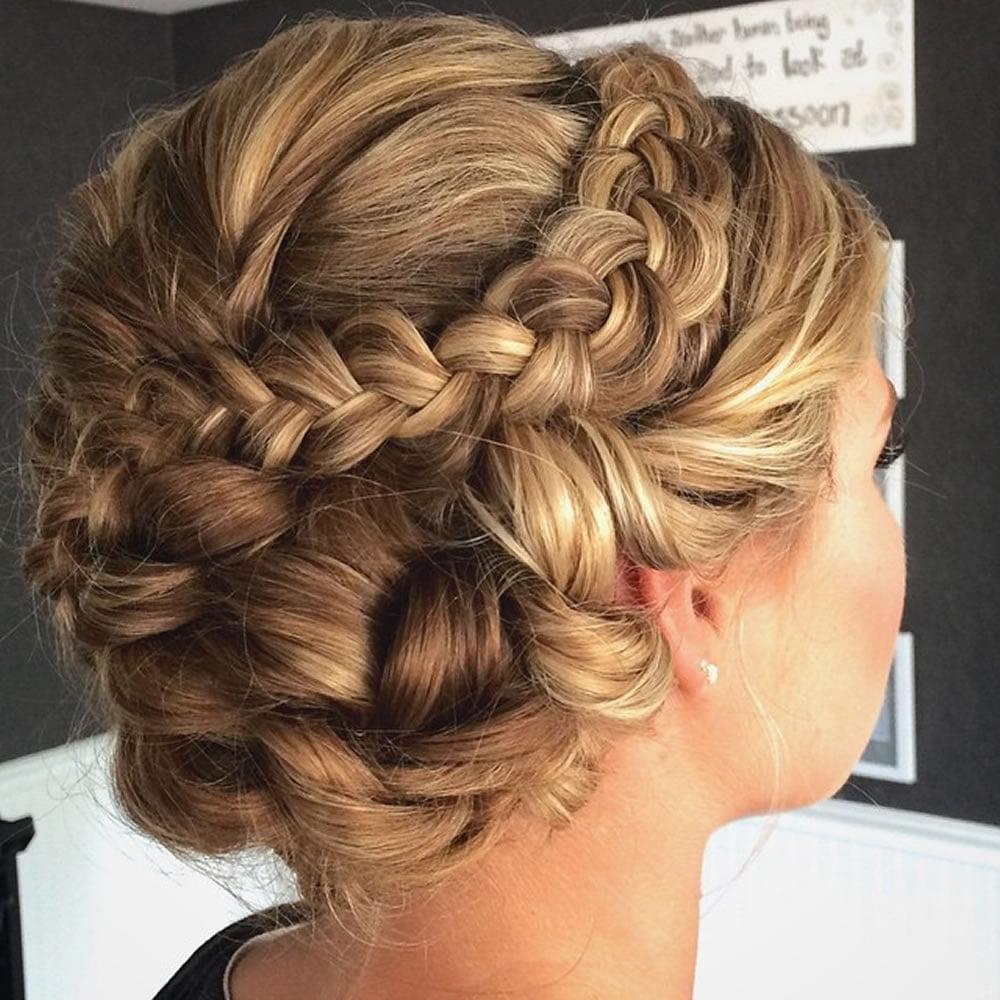 Very Stylish Soft Braided Hairstyles Ideas