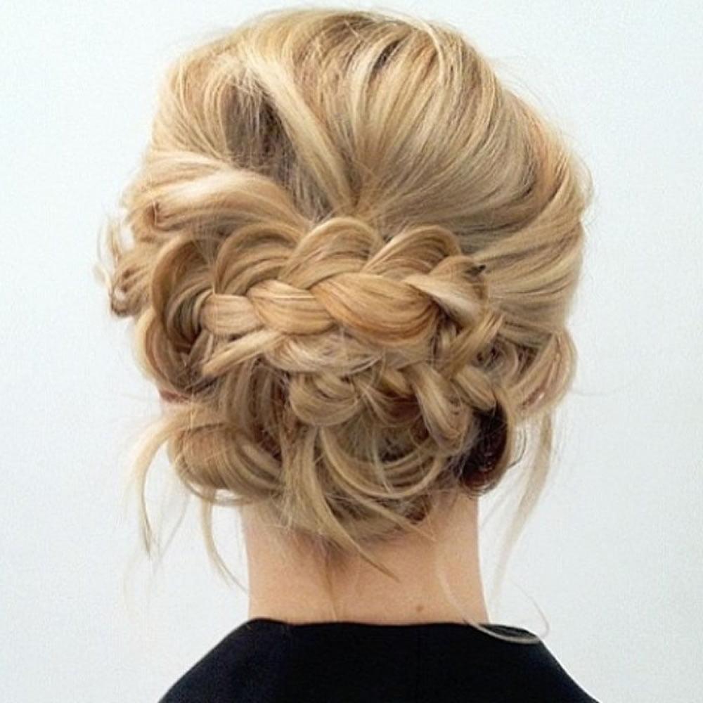 Wedding Hairstyles Youtube: 25 Very Stylish Soft Braided Hairstyles Ideas 2018-2019