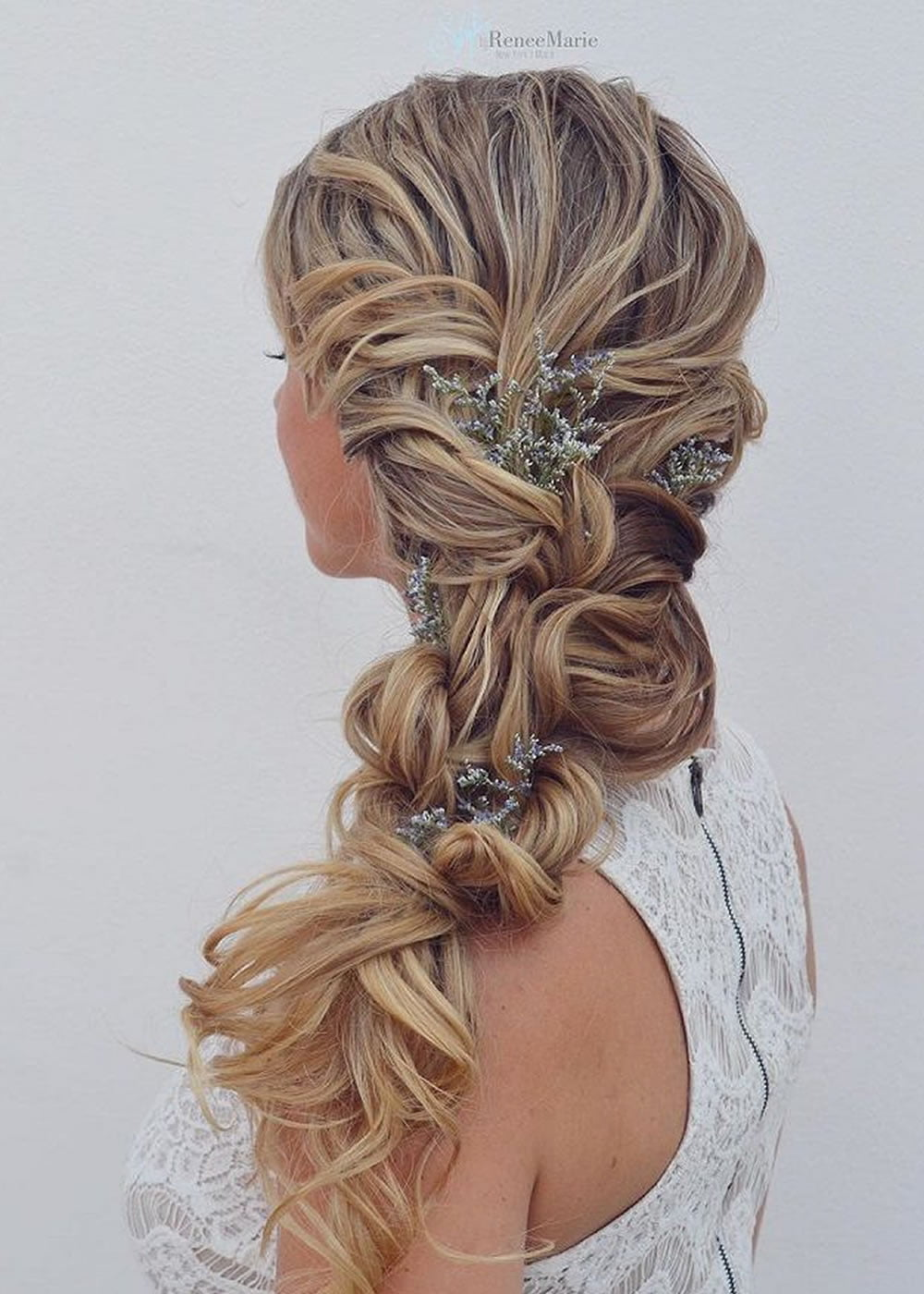 25 Very Stylish Soft Braided Hairstyles Ideas 2018-2019