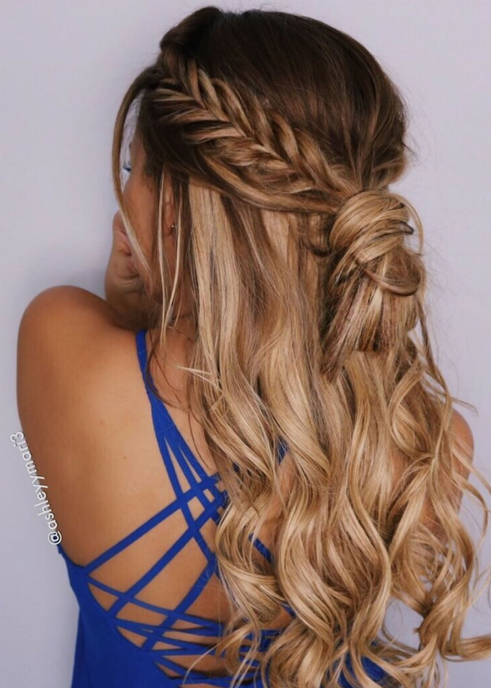 25 very stylish soft braided hairstyles ideas 20182019