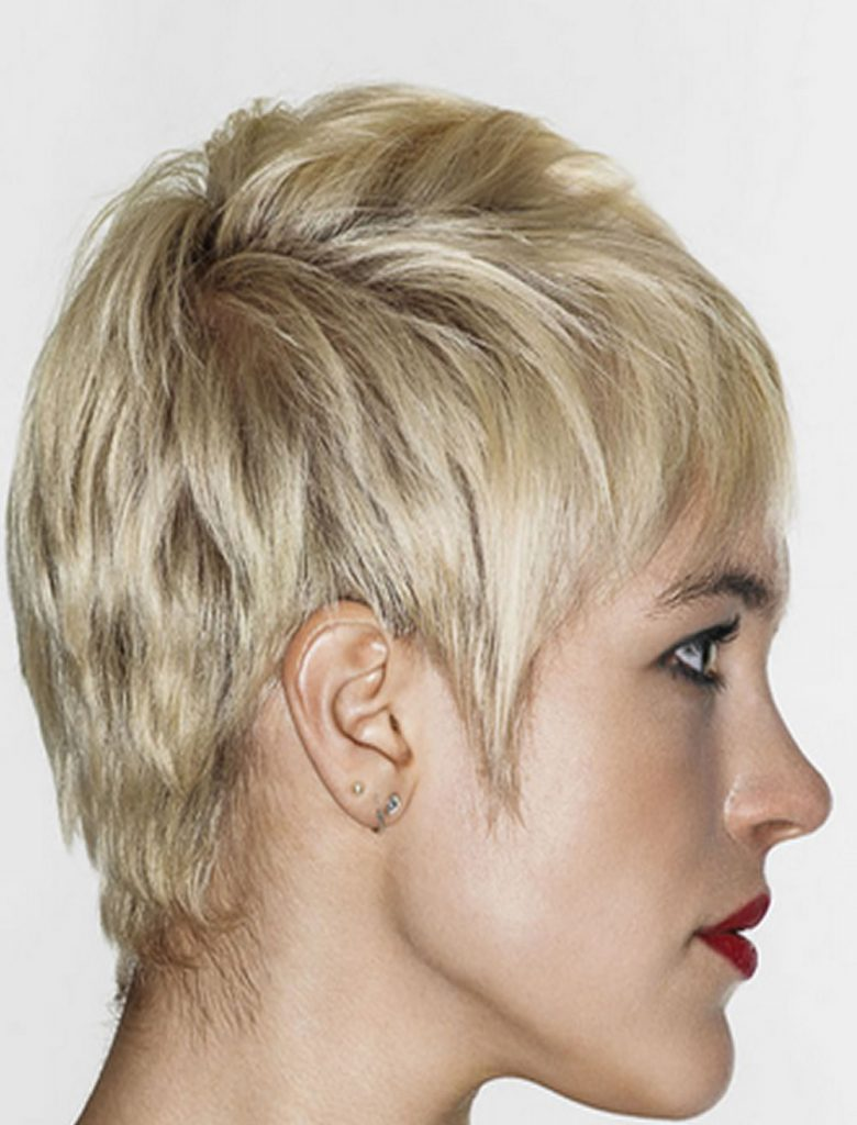 Short hairstyles 2018 for thick hair
