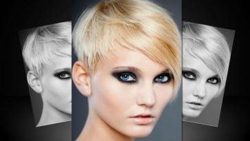 Short Pixie Haircuts for Women 2018-2019