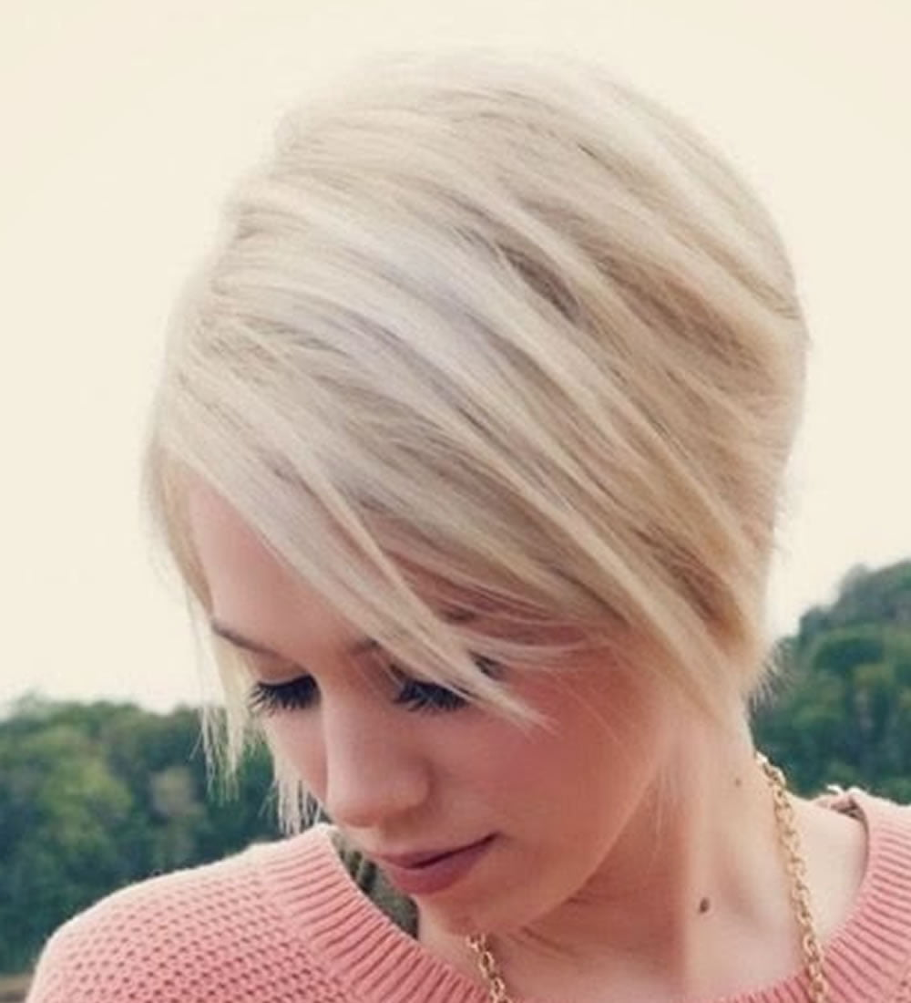 Undercut Short Bob Hairstyles Haircuts Women