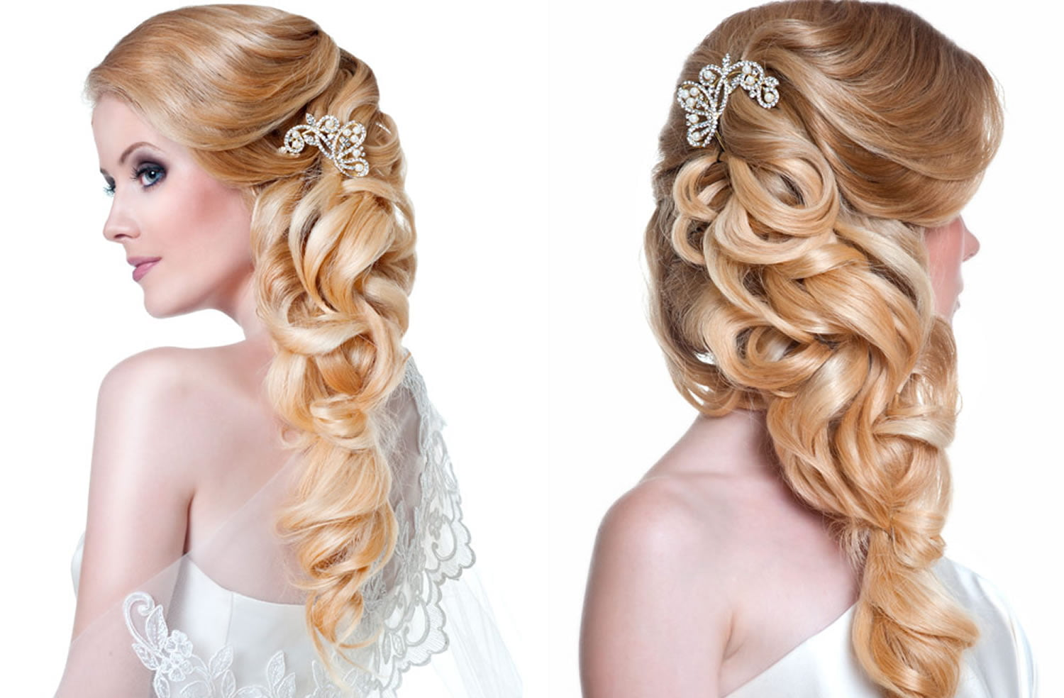 27 Gorgeous Wedding Hairstyles For Long Hair In 2019: Very Stylish Wedding Hairstyles For Long Hair 2018-2019