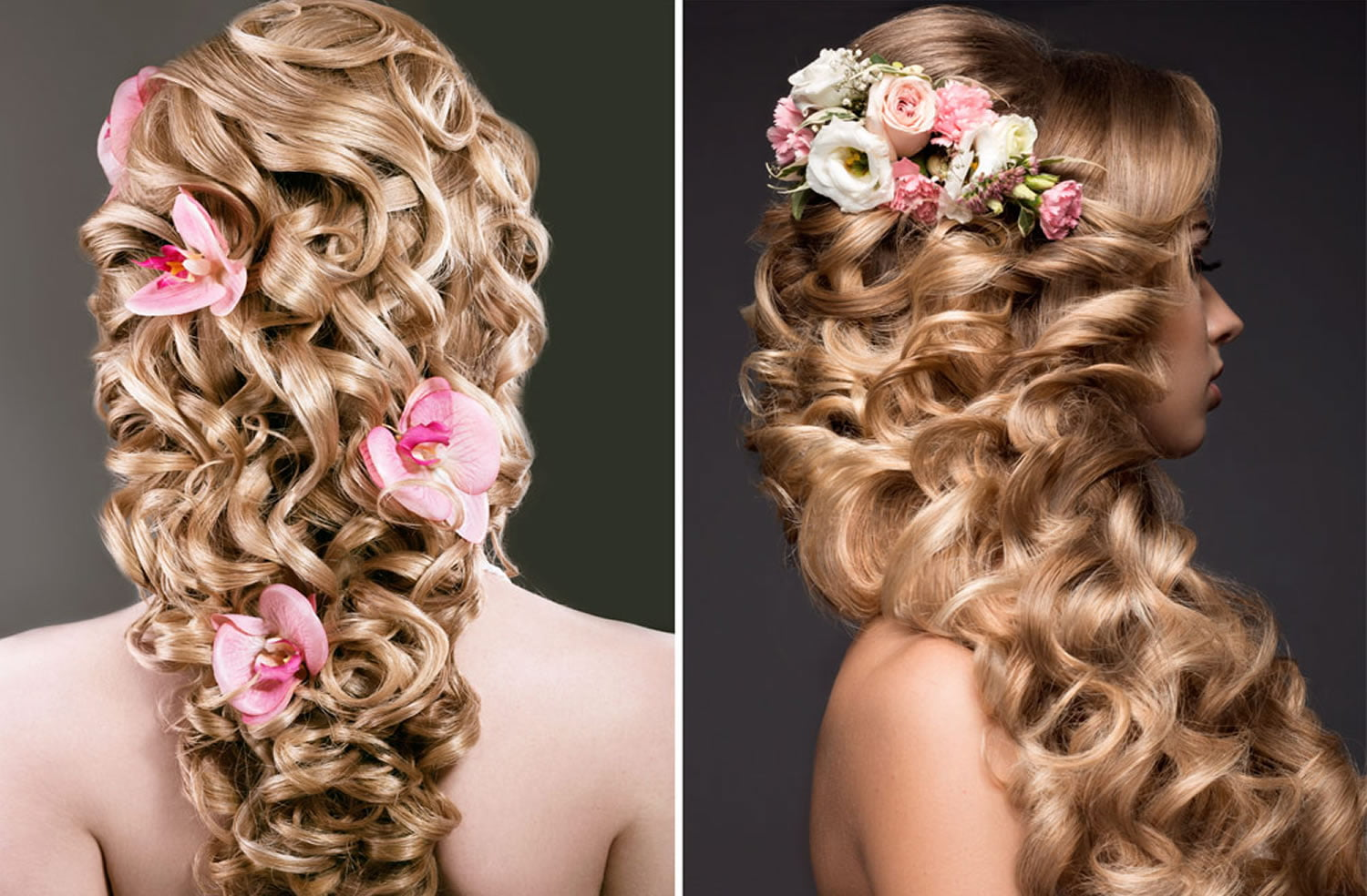 20 Gorgeous Wedding Hairstyles For Long Hair: Very Stylish Wedding Hairstyles For Long Hair 2018-2019