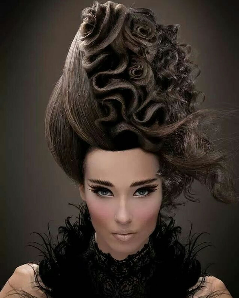 10 Crazy and Weird Hairstyles forecasting