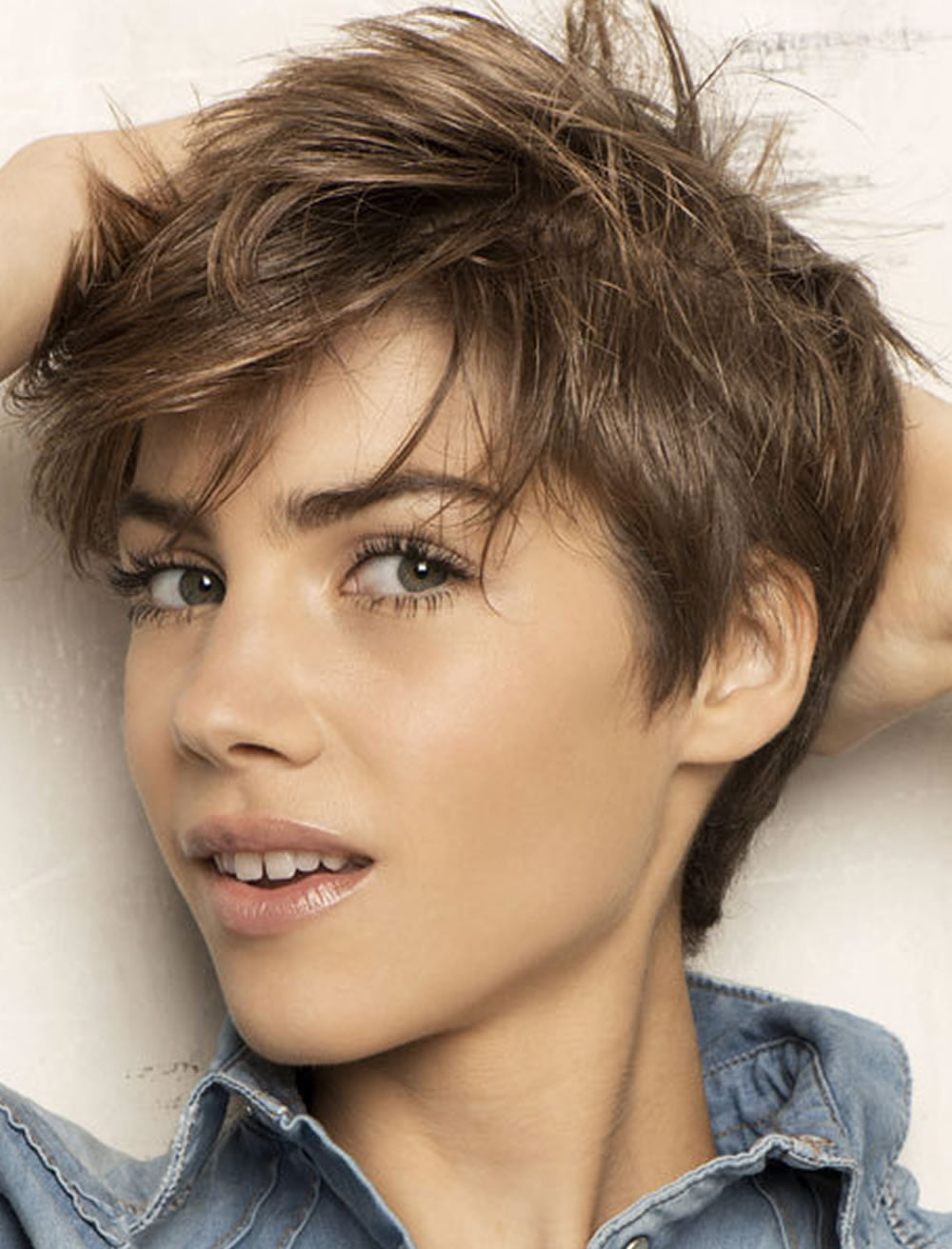 2018 Short Haircut Trends And Hair Colors For Female Page 8 Of 14