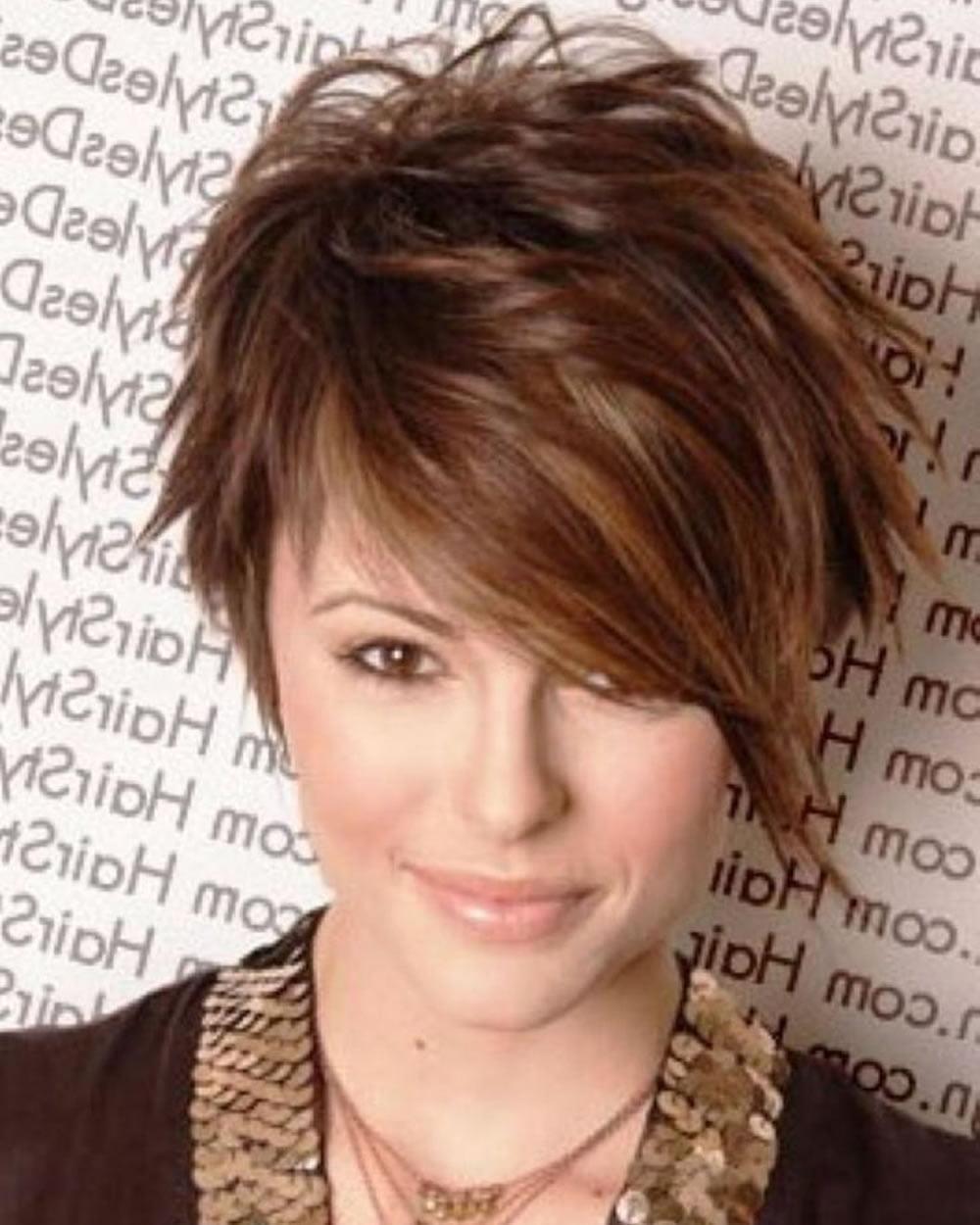 Asymmetrical Short Hair 2018 33 Haute Short Hairstyles