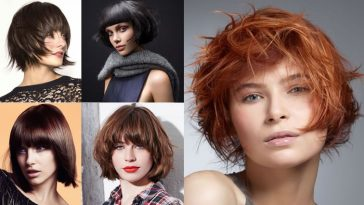 Bob Haircut Ideas for Fall-Winter 2017-2018