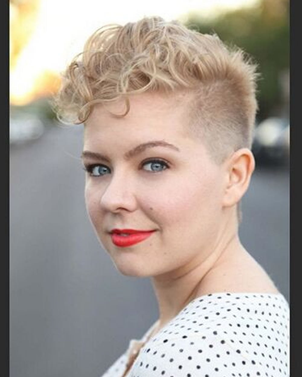 Feminine Extreme Short Haircuts Ladies