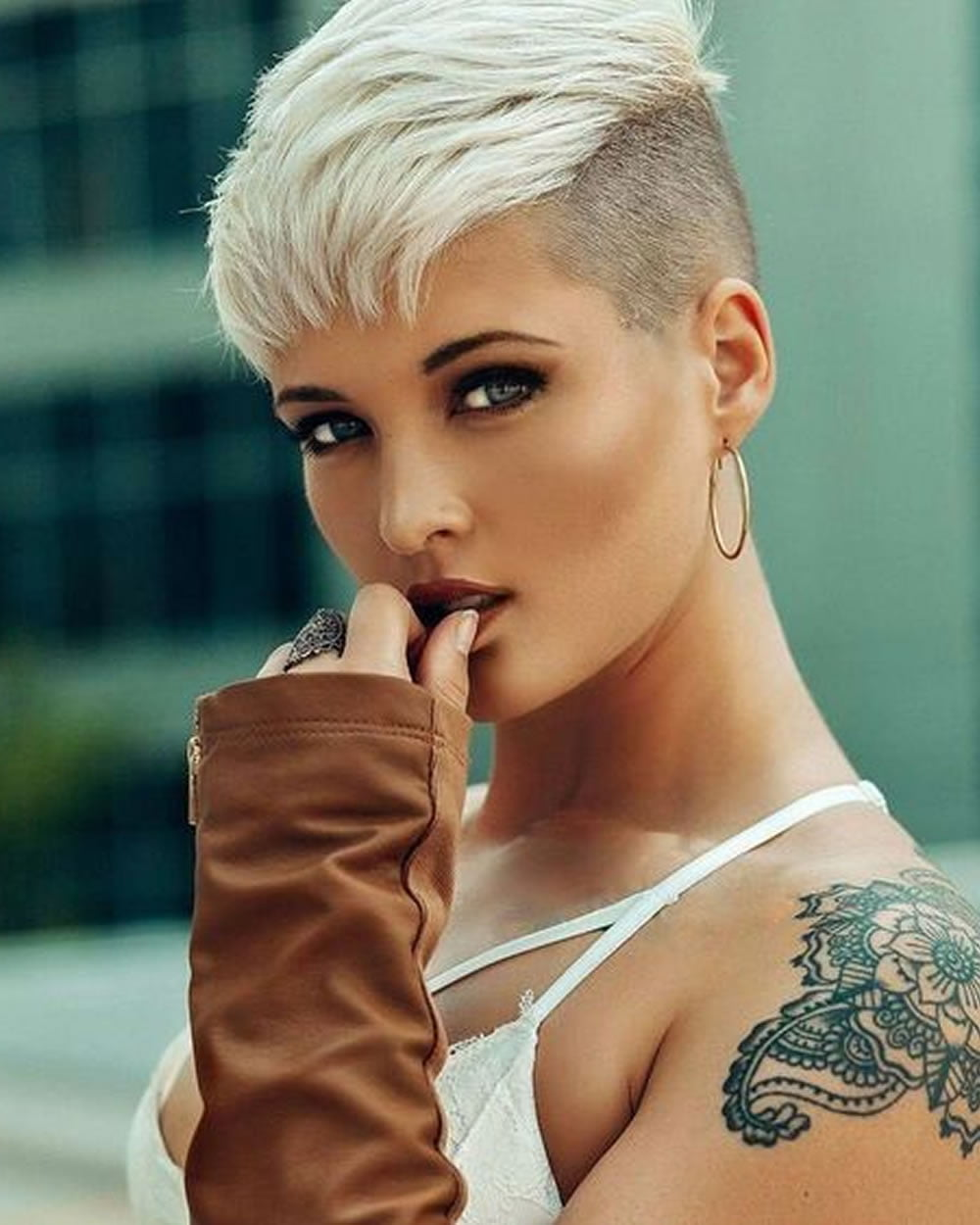 Newest Hairstyles & Haircuts and Hair Colors for Short ...