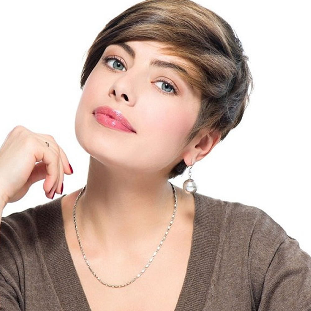 Side Swept Pixie Haircuts For Fine Hair 2018 2019
