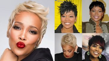 Short Haircuts for Black Women Over 40 with Fine Hair