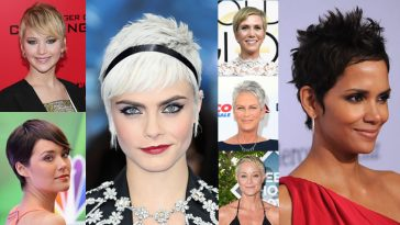 Short Haircuts that the Celebrity Ladies Most Preferred in 2017-2018