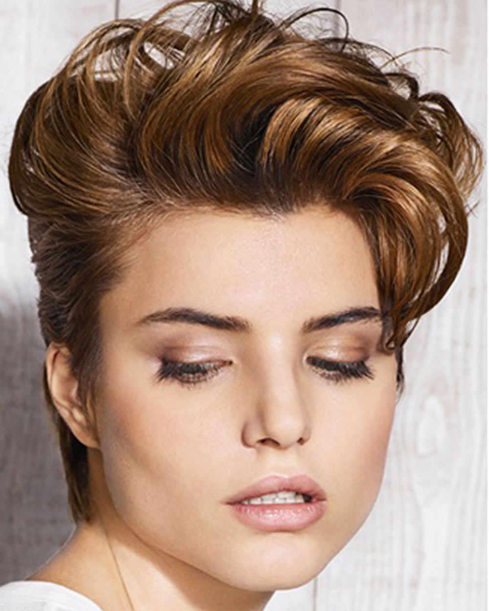 Current Hairstyles 2019: The Latest 25 Ravishing Short Hairstyles And Colors You