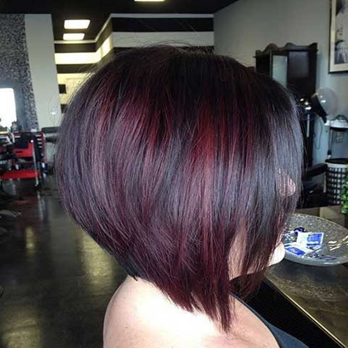 Dark Hair Color Trends 2019: 50 The Coolest Short Hairstyles And Hair Colors For Women