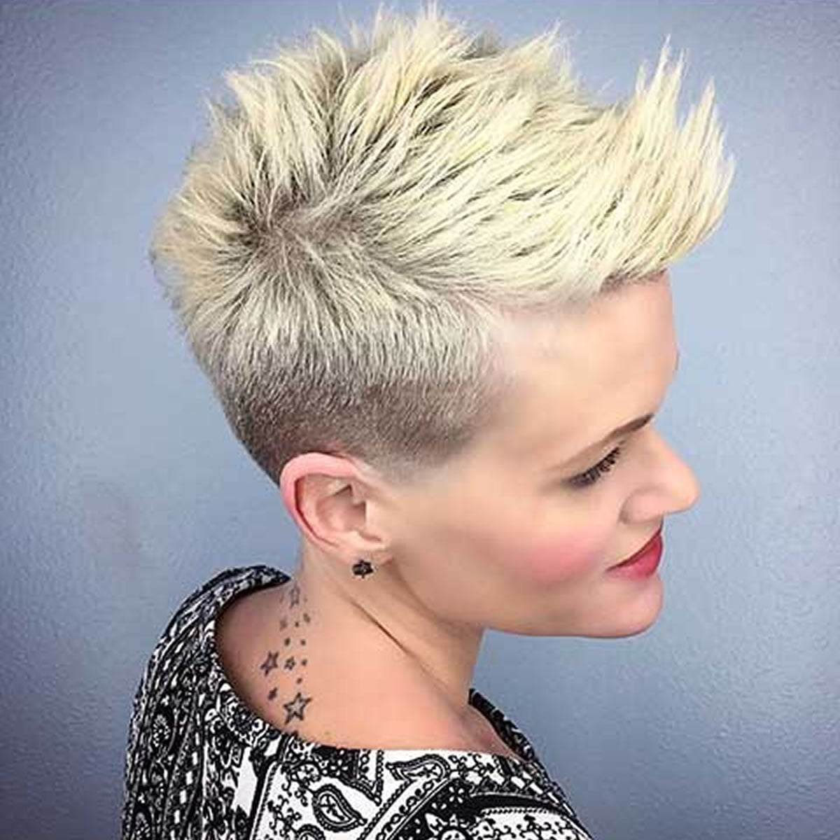 50 The Coolest Short Hairstyles and Hair Colors for Women ... - photo #15