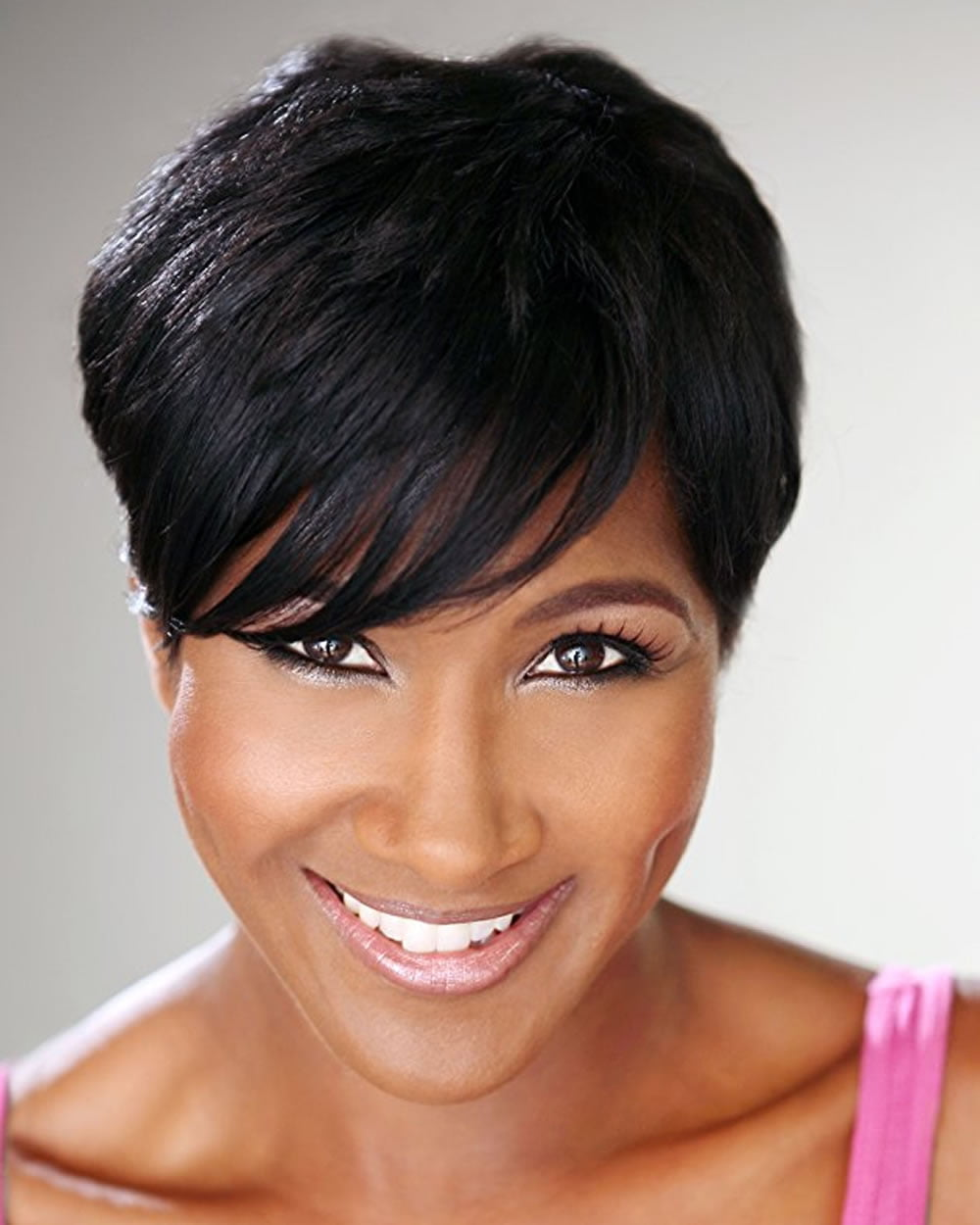 Short Pixie Black Hairstyles 2018 – Latest Haircut Ideas + Images ...