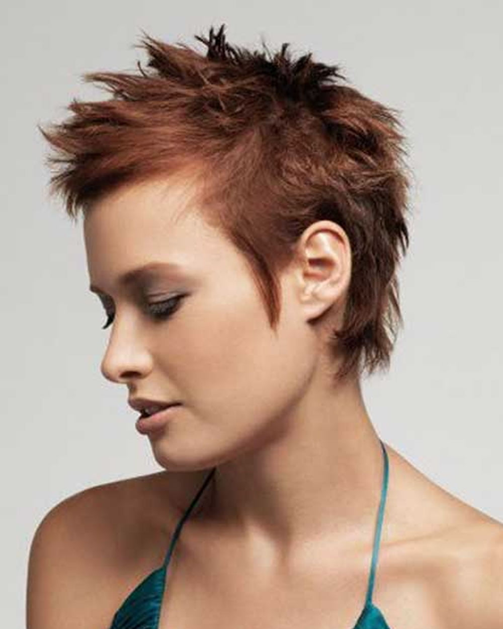 Short Spiky Haircuts Amp Hairstyles For Women 2018 Page 5