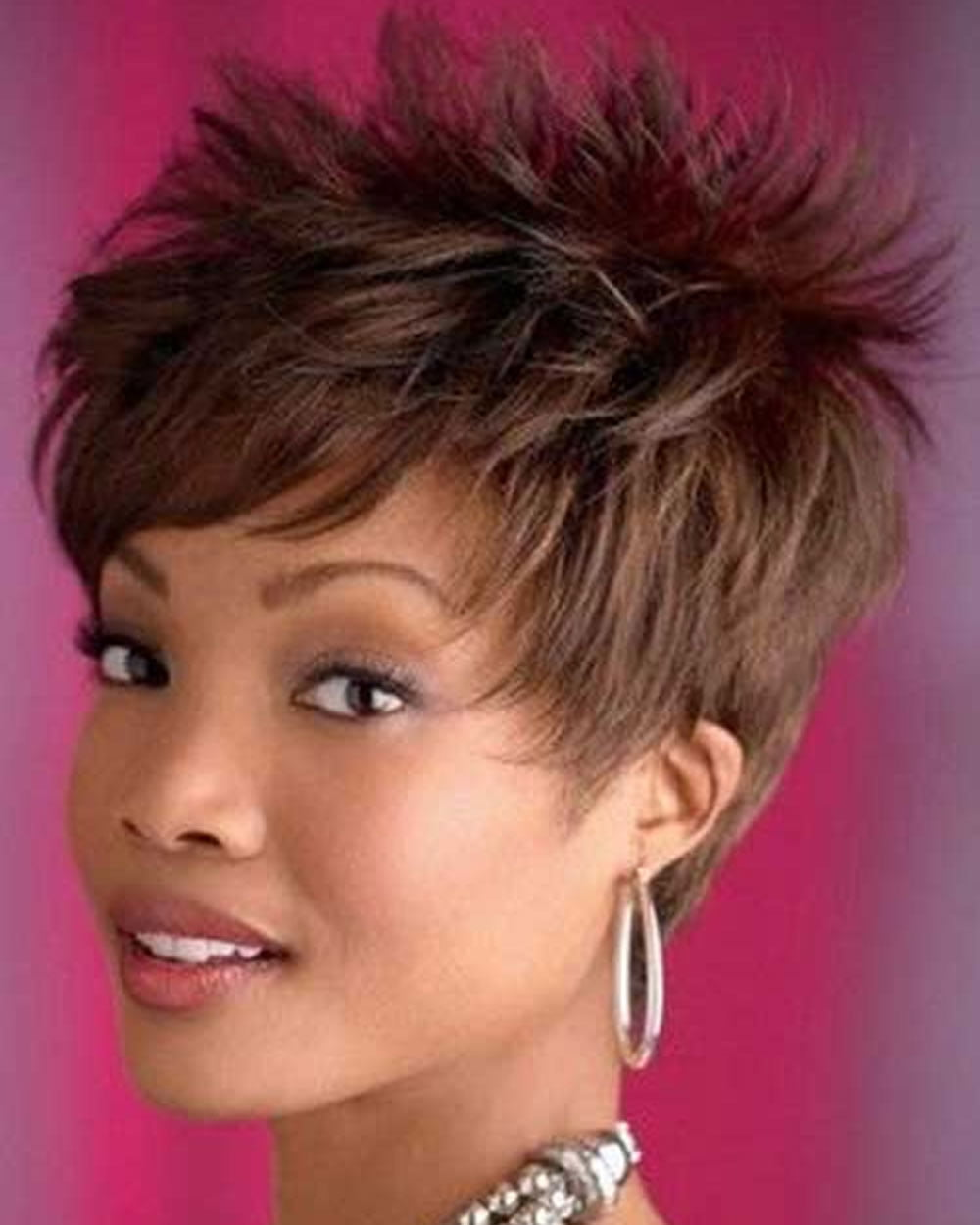 Short Spiky Haircuts & Hairstyles for Women 2018 | Page 6 of 10