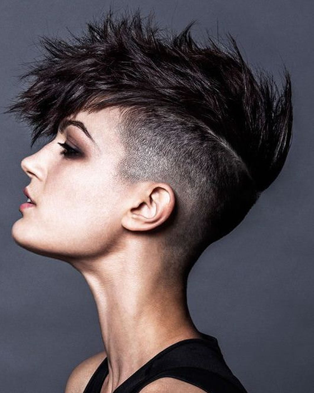 Short Spiky Haircuts Amp Hairstyles For Women 2018 Page 7