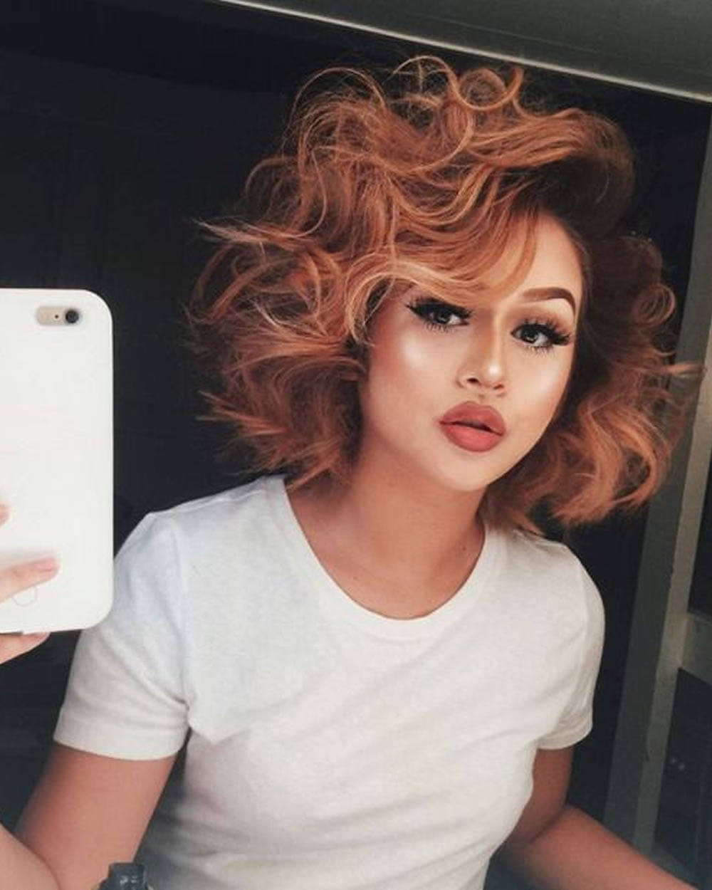 Short Hairstyles 2017 2018: 20 Latest Mixed 2018 Short Haircuts For Women : Bob+Pixie